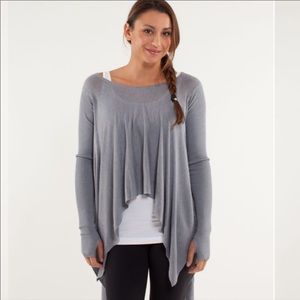 Lululemon- Enlightened Pullover sweater top